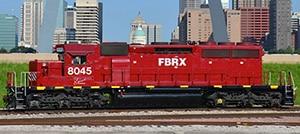 Locomotive Leasing: SD40-2