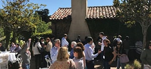 Client networking at Napa, CA