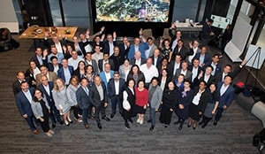 2018 GPAG Annual Conference participants
