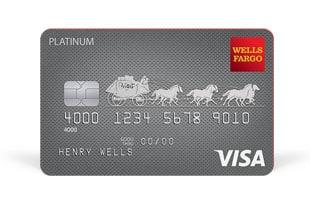 Wells Fargo Platinum Card