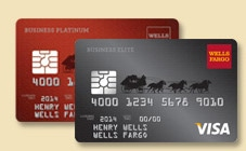 Business Elite Credit Card Wells Fargo Small Business