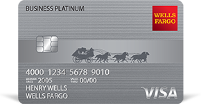 Business Platinum Credit Card - Wells Fargo Small Business