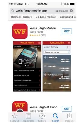 wells fargo online customer service