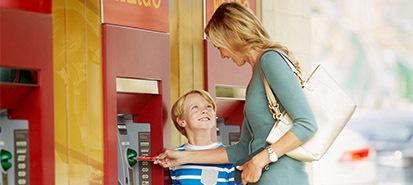 ATM Banking - Wells Fargo