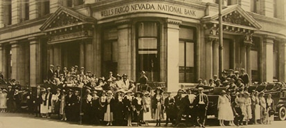 History of Wells Fargo – Wells Fargo on