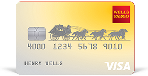 Wells Fargo Cash Back College Card details
