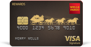 Visa Signature Card benefits & rewards  Wells Fargo