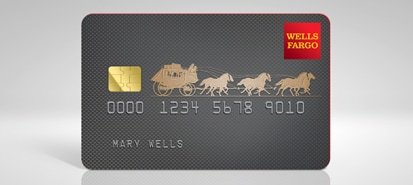Wells fargo chip cards wells fargo a more secure card its that simple reheart Image collections