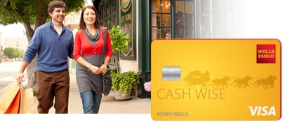 Cash Wise Visa® Card Digital Wallet Options – Wells Fargo