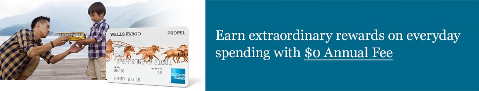 Earn extraordinary rewards on everyday spending with $0 Annual Fee
