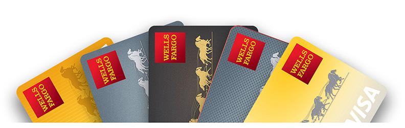 Find A Credit Card Wells Fargo