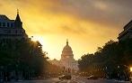 Capital dusk