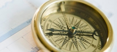 Compass image